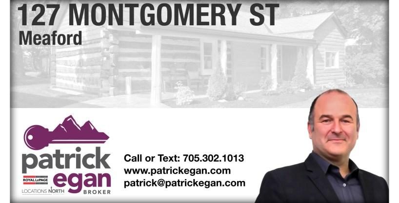 127 Montgomery Street, Meaford | Listing Broker