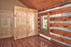 front bedroom closet
