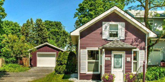 165 Sykes Street North, Meaford | MeafordCharm.com