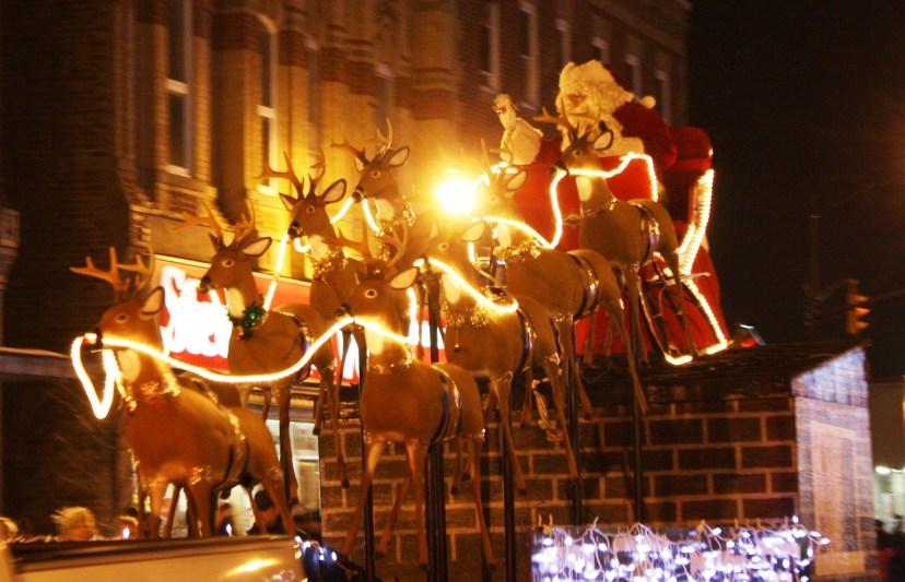 Meaford Santa Claus Parade