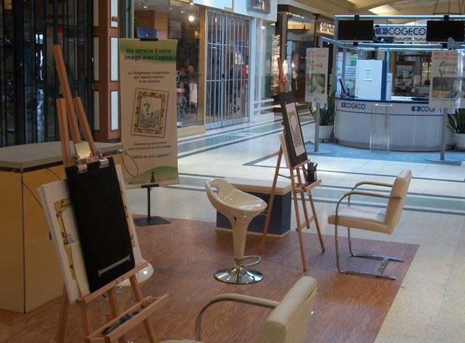 Promotion Salons et Expositions | Patrik Gauthier, Caricaturiste