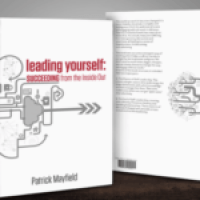 leading yourself 3d book cover