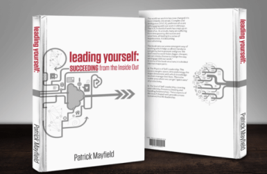Leading yourself the book patrick mayfield leading yourself 3d book cover solutioingenieria Gallery