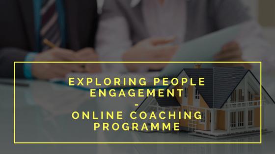 Exploring People Engagement online coaching programme