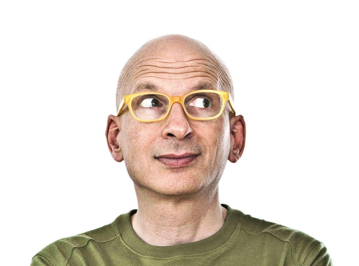 Seth Godin Portrait