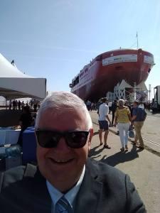 My SDA Launch Selfie