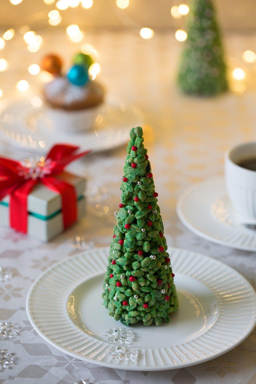 Essbare Weihnachtsbäume   Patrick Rosenthal
