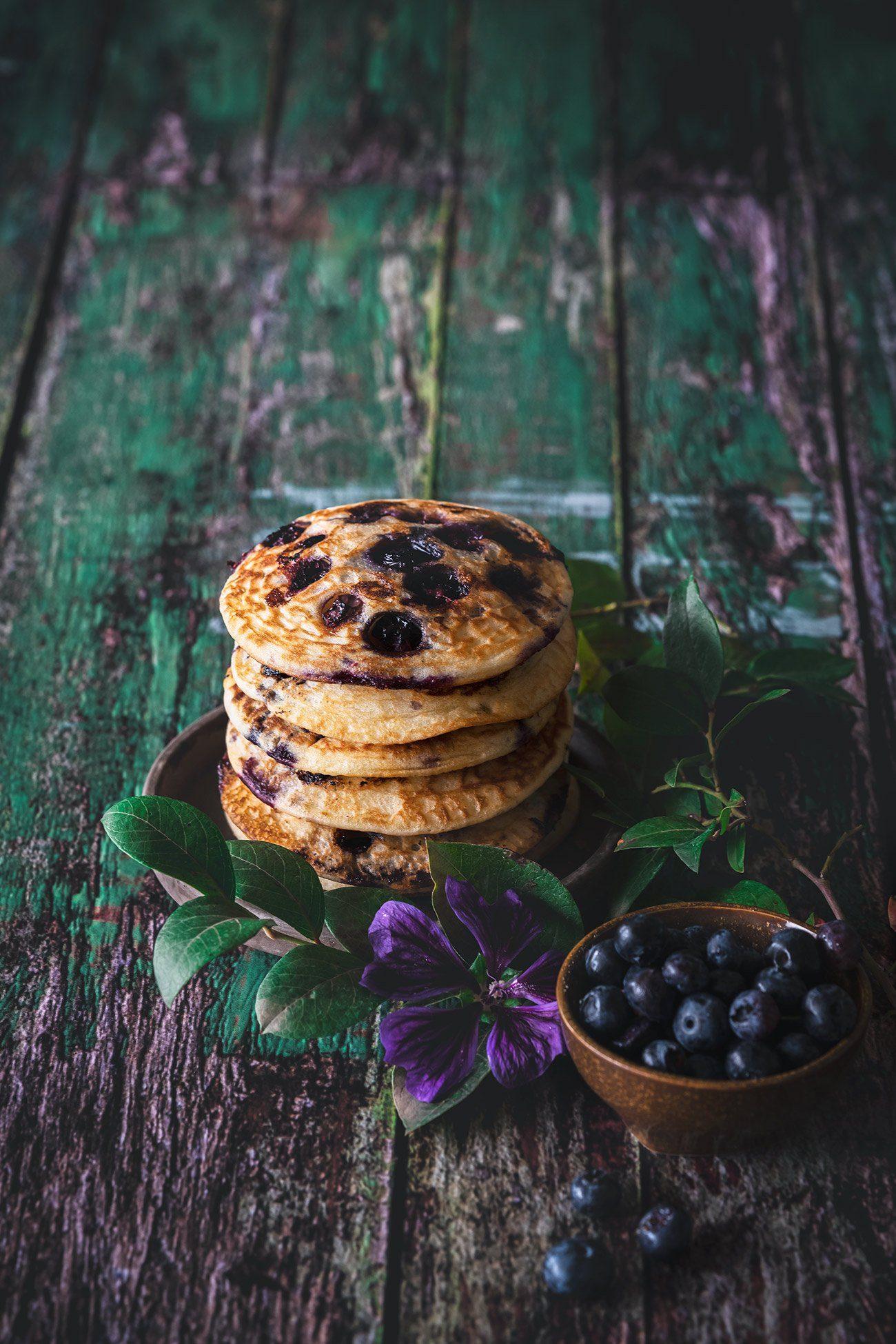 Tortenschlanke Pancakes & Gewinnspiel