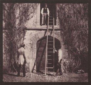 "Talbot, The Ladder, illustration ur boken ""The pencil of Nature"""