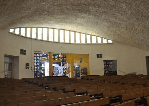 Notre Dame De LAssomption Des Buttes Chaumont Paris