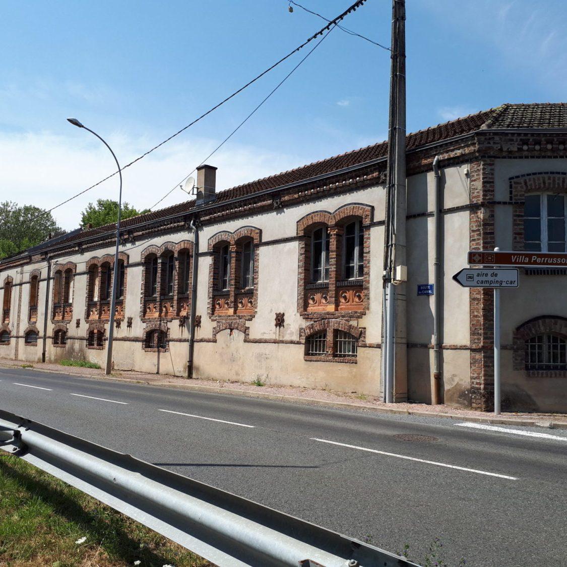 L'usine Perrusson
