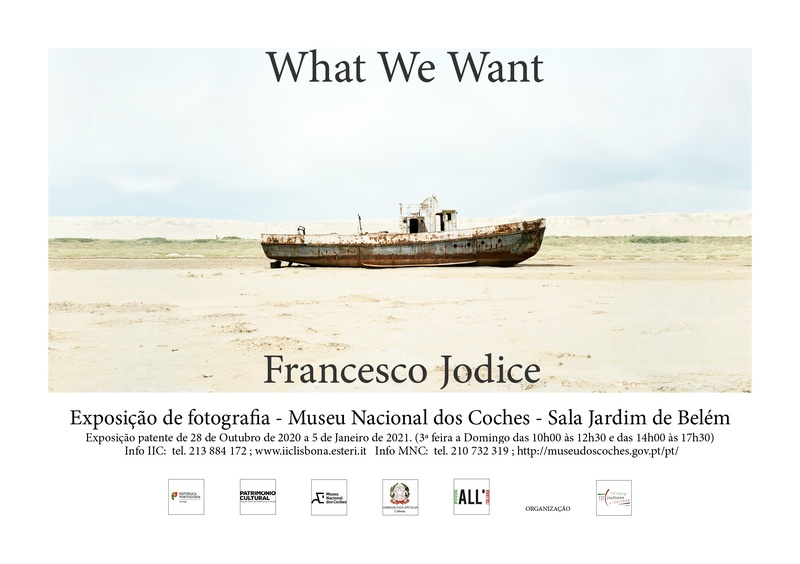 to Jan 3 | PHOTO EXHIBIT | Francesco Jodice | Belém | 8€ or less