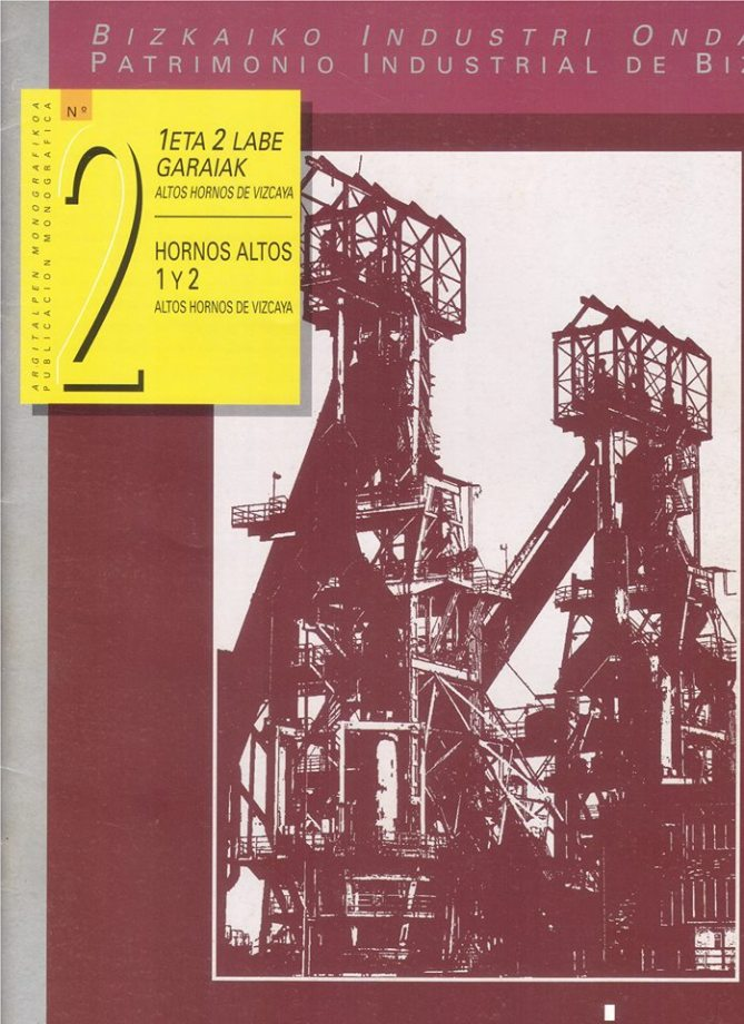 Blast furnaces 1 and 2.