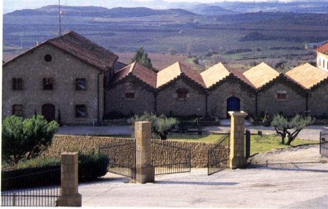 Bodegas Palacio. Laguardia, Álava (Fotografía: Santiago Yaniz Aramendia).