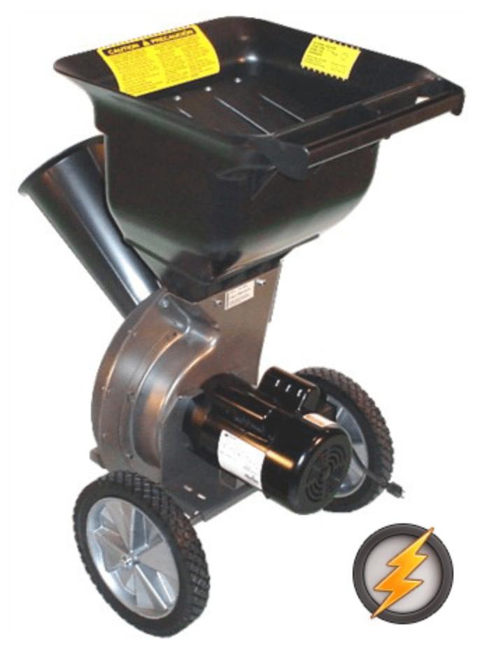 Portable Leaf Vacuum Shredder