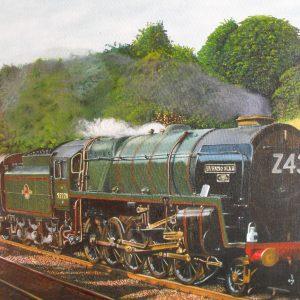 Steam Train Z43