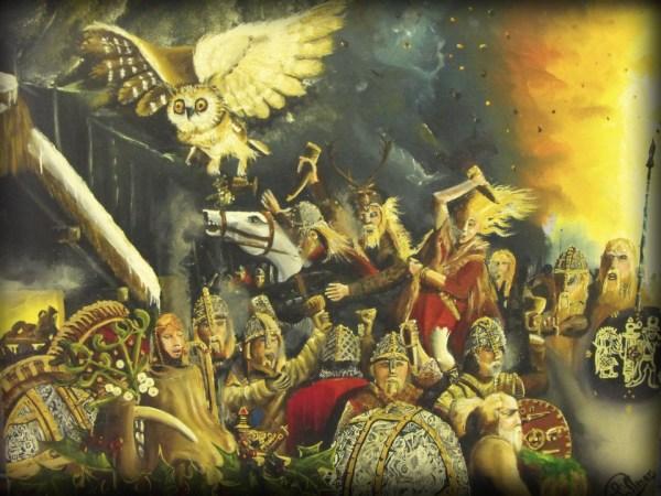 Yule Saxon Gathering