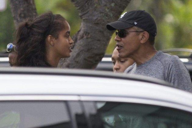 Obama Golf Hawaii