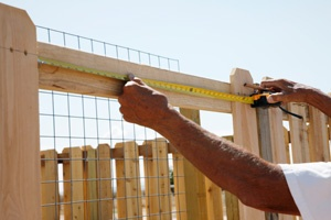 Fence Installation - Patriot Fence Crafters