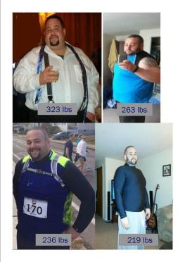 Brian Weight Loss