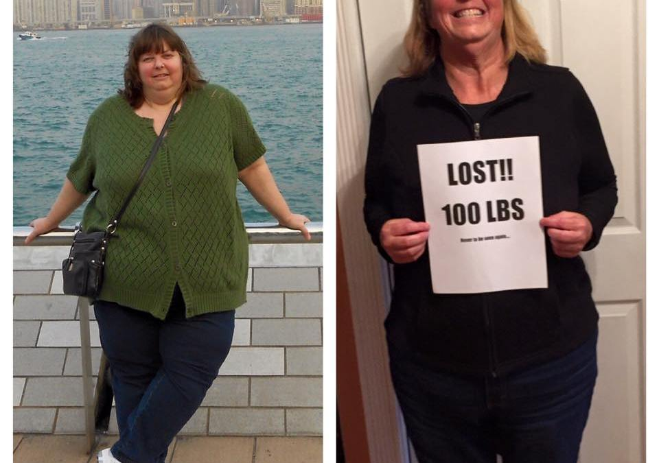 How to lose 100 pounds | Video Talk