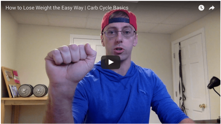 How to Lose Weight the Easy Way | Carb Cycle Basics