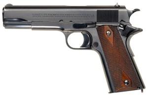 Colt Model M1911 .45 cal Auto Colt Pistol