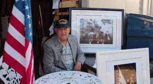 Camp Pendleton Wounded Warrior Battalion Art Contest Winner