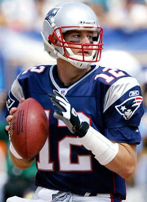 In his first real game back, Brady was 39-53 for 378 yards with 2 TDs and 1 INT.