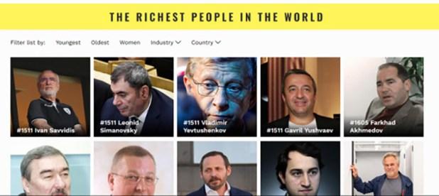 Στη λίστα του «Forbes» Ο ισχυρός άνδρας της ΠΑΕ ΠΑΟΚ Ιβάν Σαββίδης