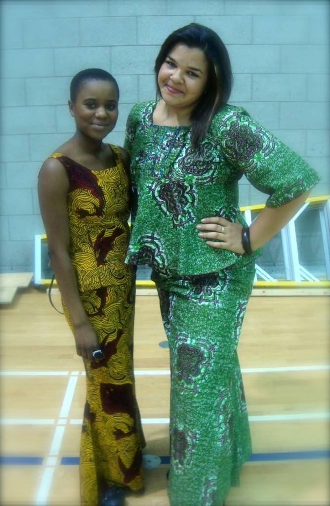Modle Couture Africaine Femme 4