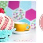 DIY Cupcake amigurumi paso a paso