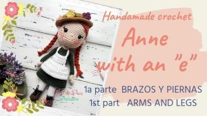 Muñeca amigurumi Anna With