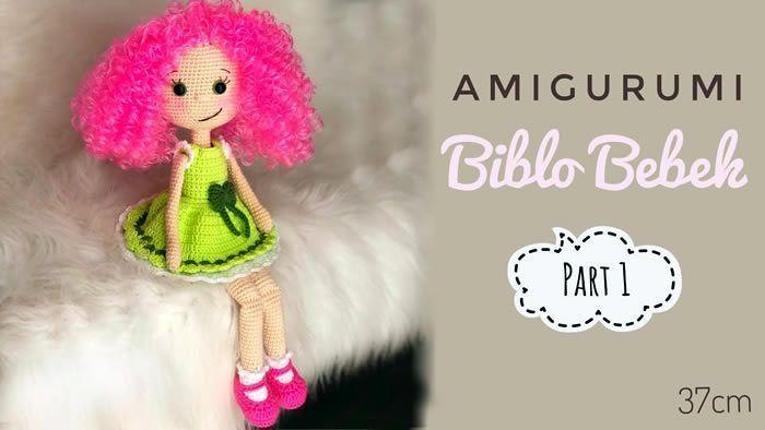 DIY Muñeca Amigurumi Biblo