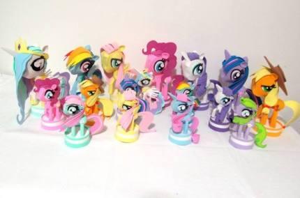 my litter pony