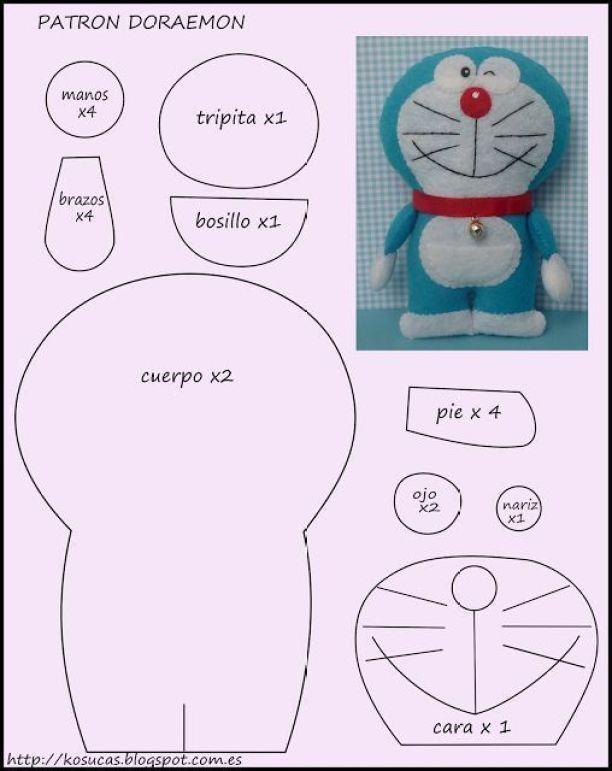 patron Doraemon