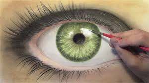 Pintar ojo Realista