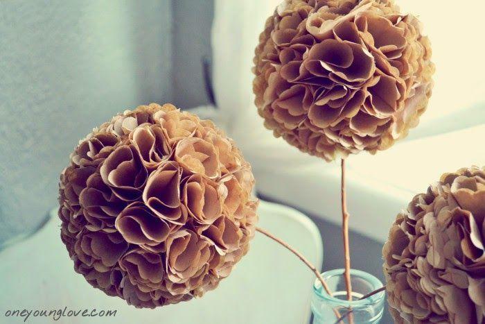 Hacer Flores De Papel Patrones Gratis