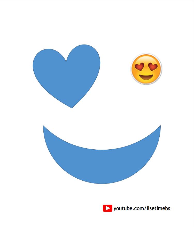 Cojines De Emoticones (sin coser) - Patrones gratis