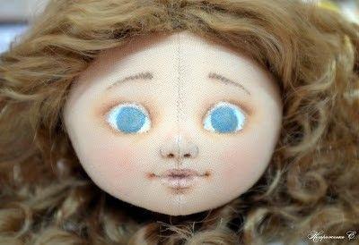 pintar cara muñecas 9