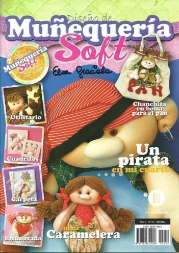 revista muñequeria soft