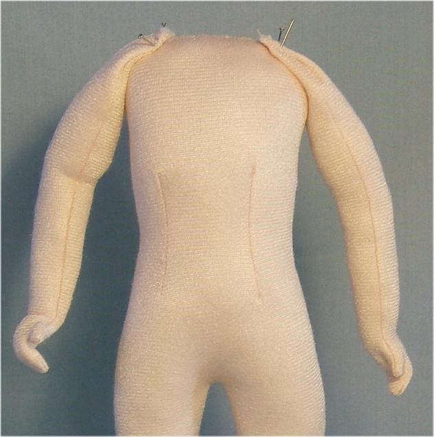 muñeca maniqui 40