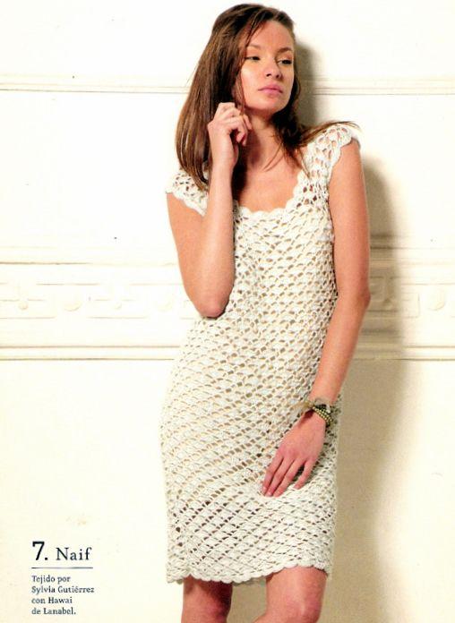 Patrones gratis vestidos verano mujer