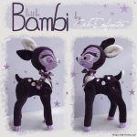 Bambi en tela