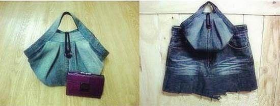 bolso vaquero con un pantalon 6