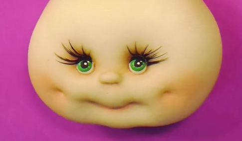 ojos personalizados para muñecos