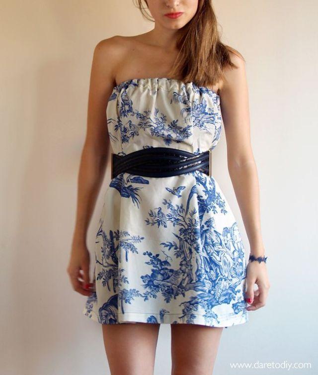 el vestido mas facil del mundo 3