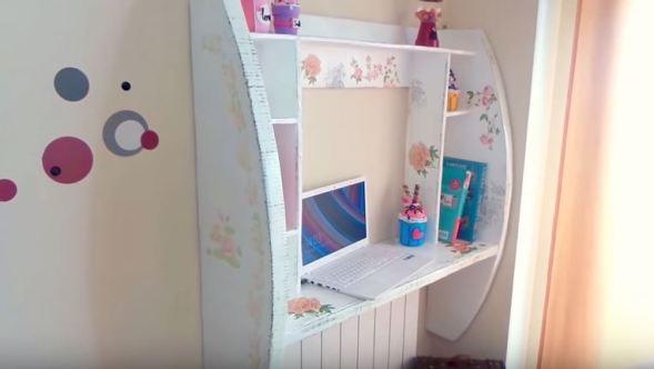 escritorio de carton 2