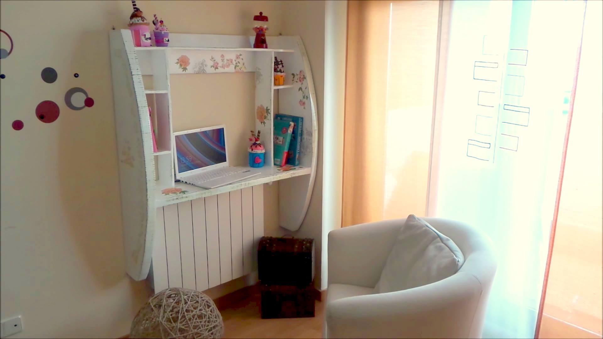 Mueble De Pared Hecho Con Cart N Patrones Gratis # Muebles Punto Paso