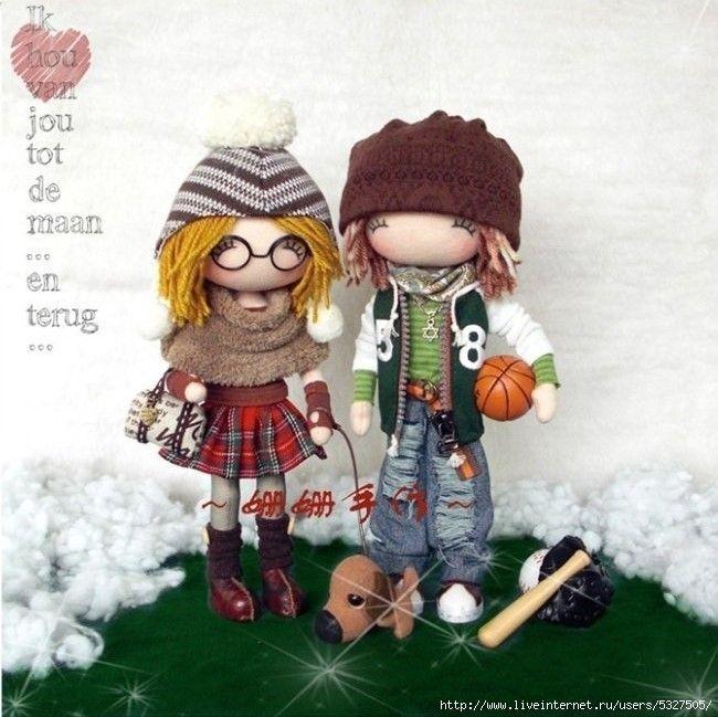 muñecos adolescentes 2